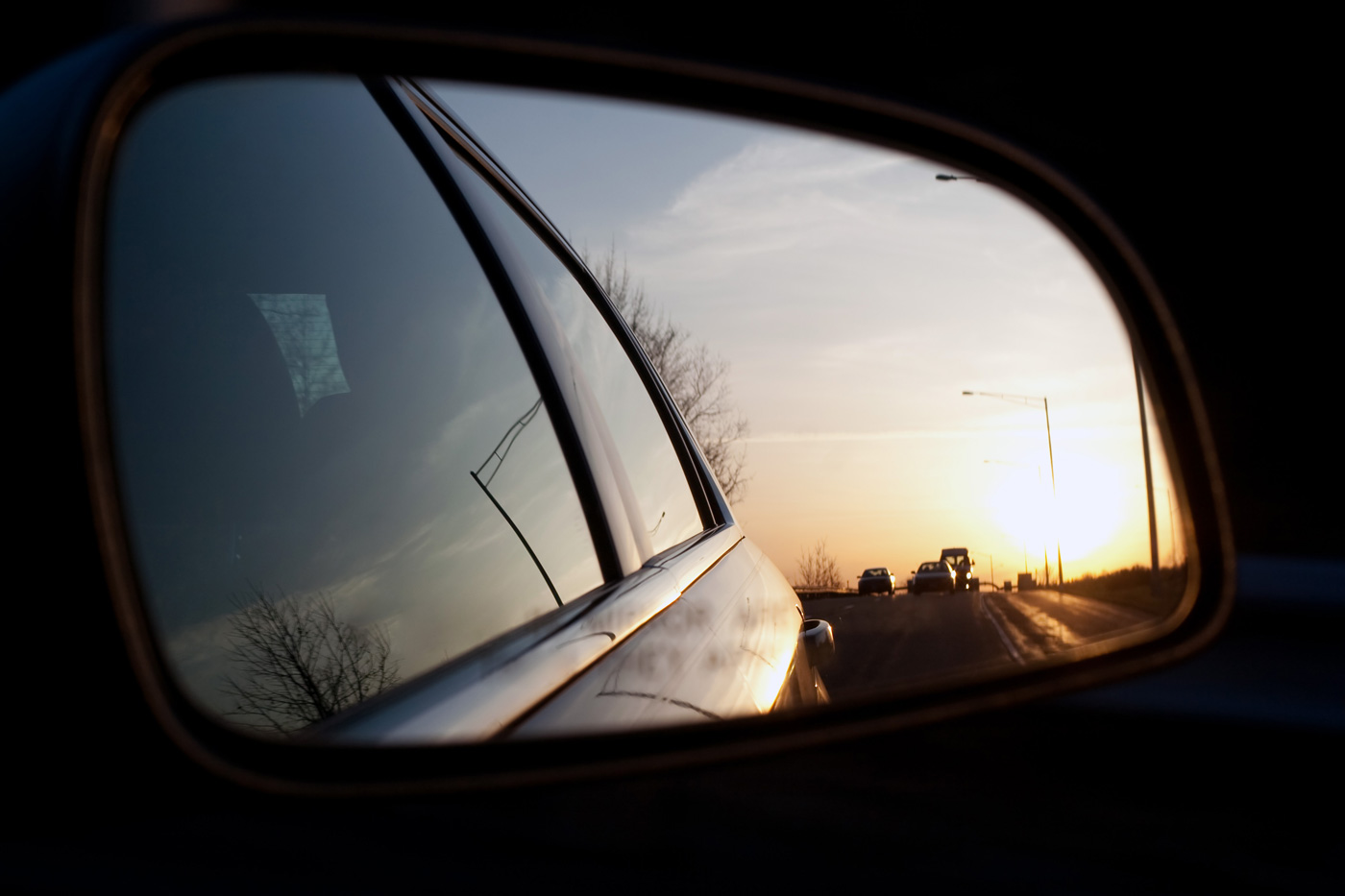 Seeing Into the Blind Spots